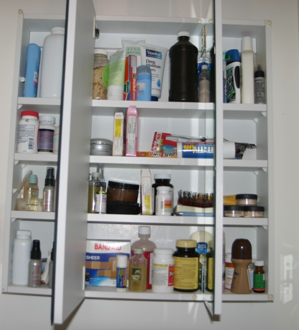Large bathroom cabinet - TheFind