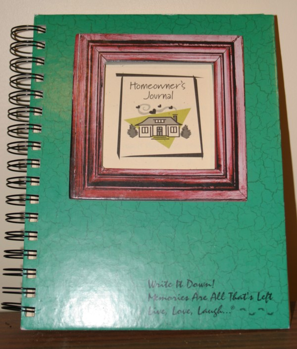 Home Journal