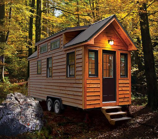 Paying it Forward Tiny House Project Living Large In Our Little