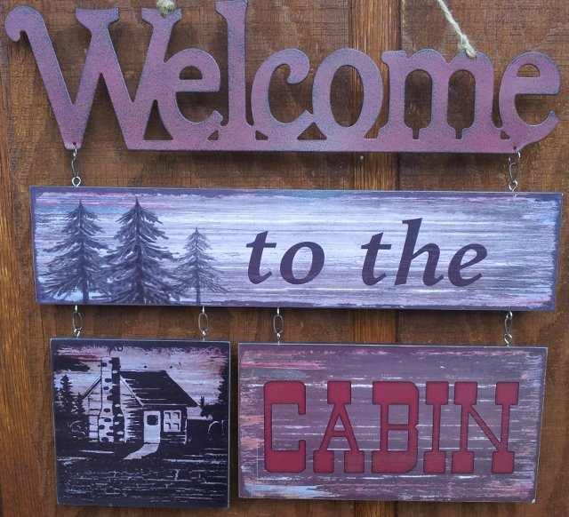 Welcome to the Cabin
