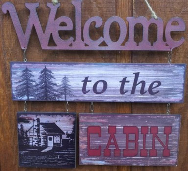Welcom to the cabin